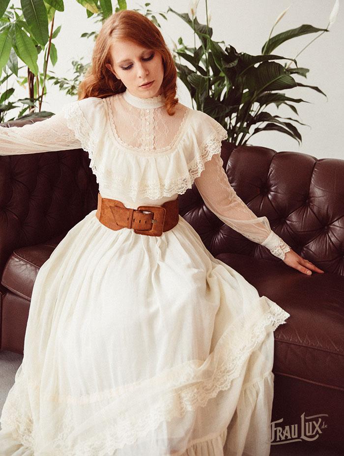 Vintage country kleider