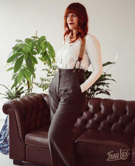 Frau Lux VIntage – Hosenträger