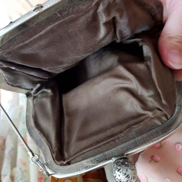 FrauLux Vintage, Vintagehandtasche, Vintagetasche, Vintagebag