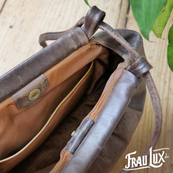 Frau Lux Vintage – braun