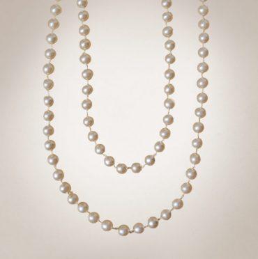 Frau Lux Vintage – Perlenkette