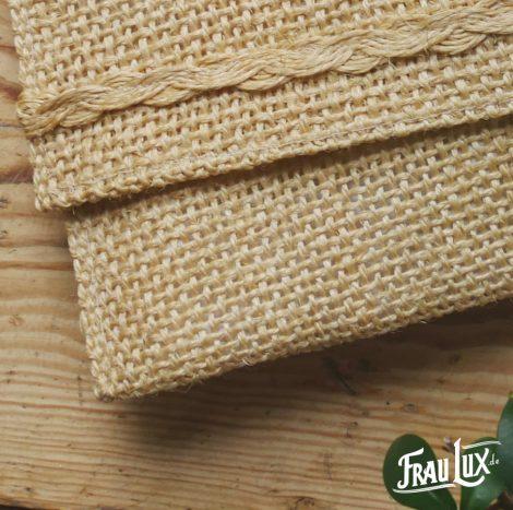 Frau Lux Vintage – sommerliche Clutch