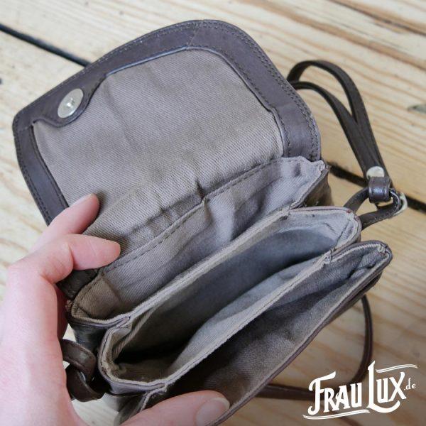 Frau Lux Vintage –braun