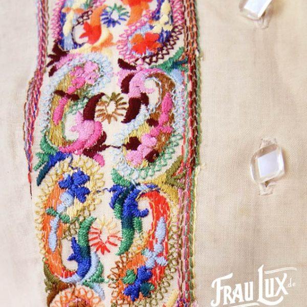 Frau Lux Vintage – Hemdblusenkleid