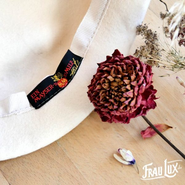 Frau Lux Vintage – edler Damenhut