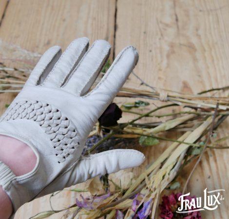 Frau Lux Vintage – Lederhandschuhe