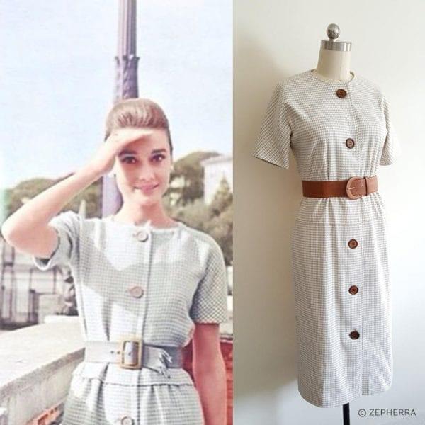 Audrey Hepburn Outfit – Frühstück bei Tiffany