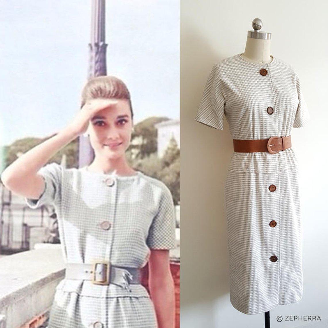 Audrey Hepburn Kleid – Frühstück bei Tiffany